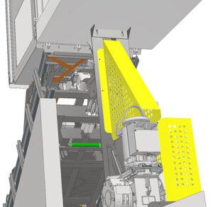 CAD elevator